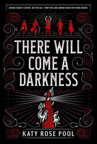 {Review} There Will Come a Darkness by Katy Rose Pool