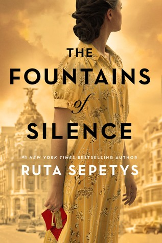 {Review} The Fountains of Silence by Ruta Sepetys