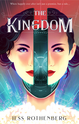 {Leah Reviews} The Kingdom by Jess Rothenberg