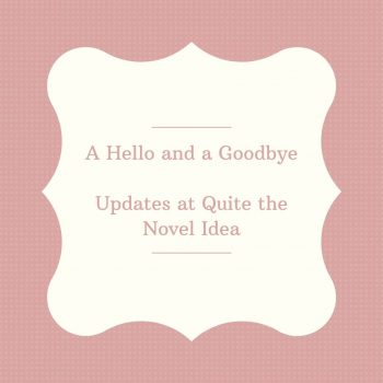 A Hello and a Goodbye