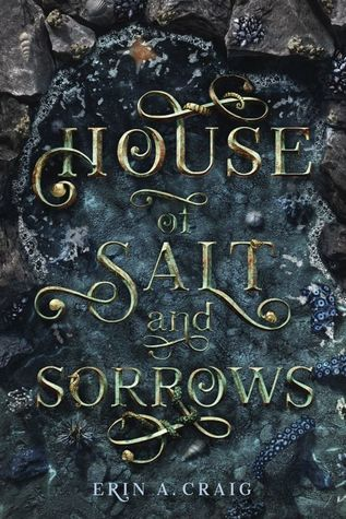 {Review} House of Salt and Sorrows by Erin A. Craig